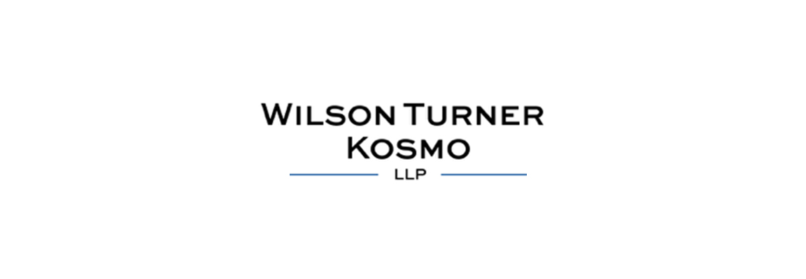Eight Wilson Turner Kosmo Partners Recognized in 2022 Edition of The Best Lawyers in America©