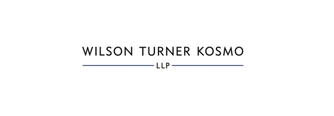 Eight Wilson Turner Kosmo Partners Recognized in The Best Lawyers in America© 2021