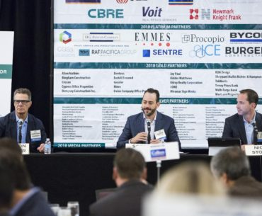 panelists-present-competing-plans-for-developing-mission-valleys-stadium-site-at-naiop-san-diego-breakfast-event