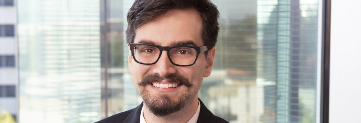 Fish & Richardson Adds Associate Alex Ganescu to Silicon Valley Office