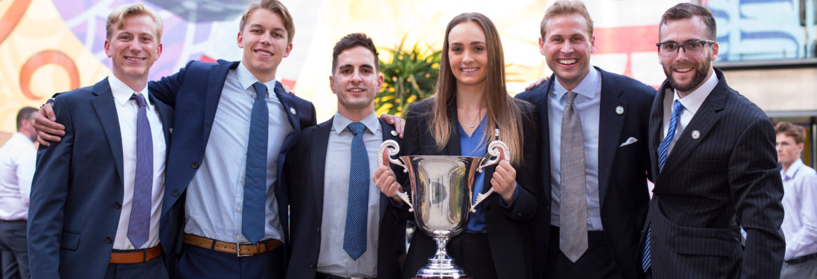 Toreros for the win! NAIOP Declares USD the Winner of University Challenge 2019