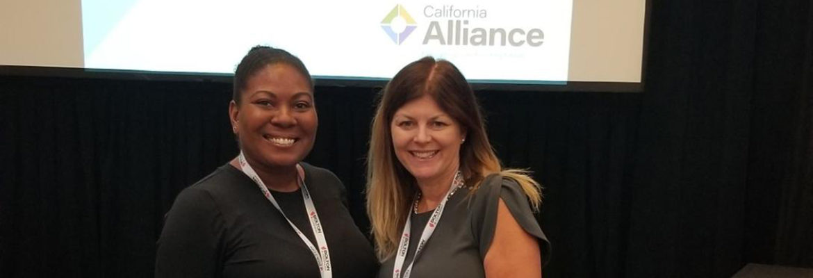 Walden Family Services' COO Elected Chair of California Alliance Foster Family Committee