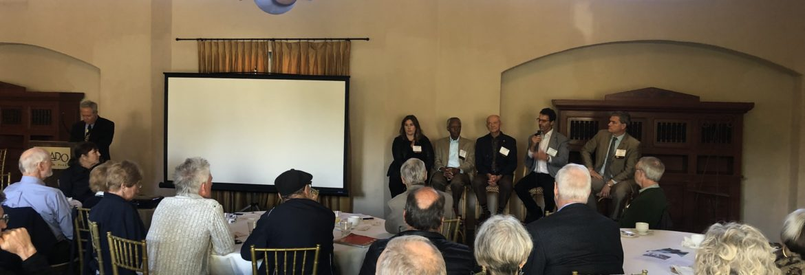 Stakeholders Discuss the Future of Balboa Park at C-3 Breakfast Event
