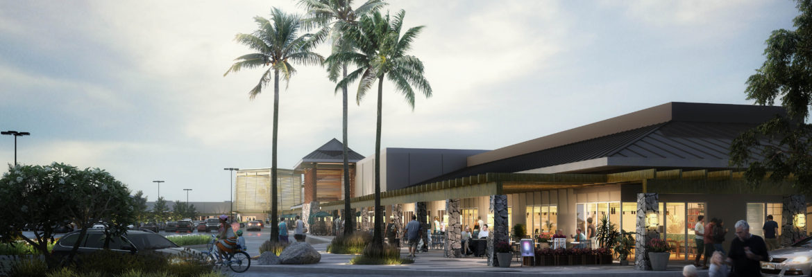 George Smith Partners Secures $51.7 Million Senior Construction Financing, $16.2 Mezzanine Debt for Shopping Center in Kona, Hawaii