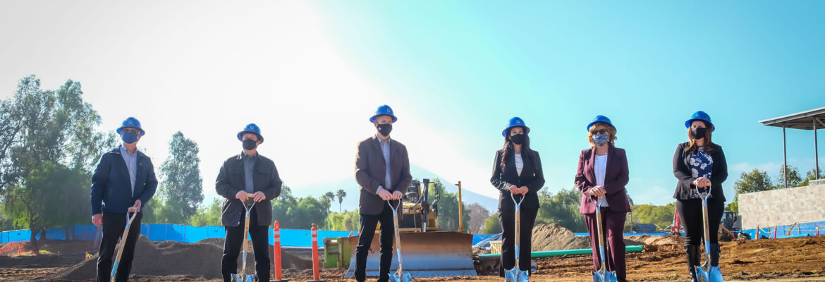 Cuyamaca College Holds Groundbreaking Ceremony for Student Services Building
