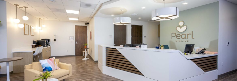 Pacific Building Group Converts UTC Bank Suite into Fertility Clinic
