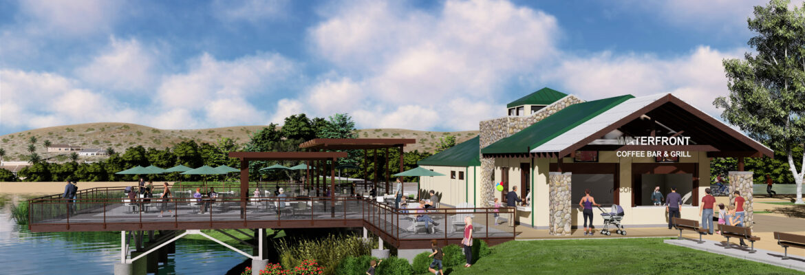 New Amenities, Buildings Complete at Santee Lakes Recreation Preserve