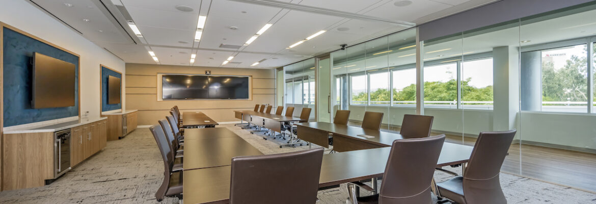 Pacific Building Group Completes Law Office Remodel for Knobbe Martens