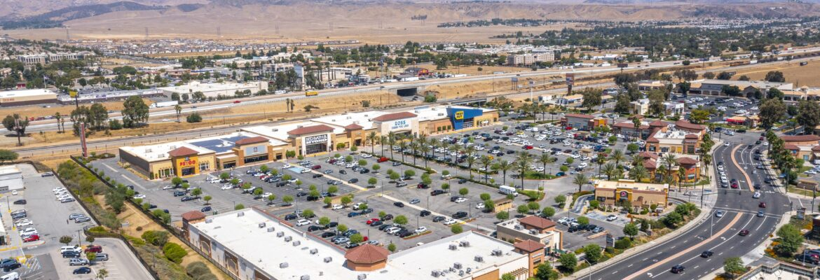 Brixton Capital Acquires 187,851-SF Shopping Center in Southern California