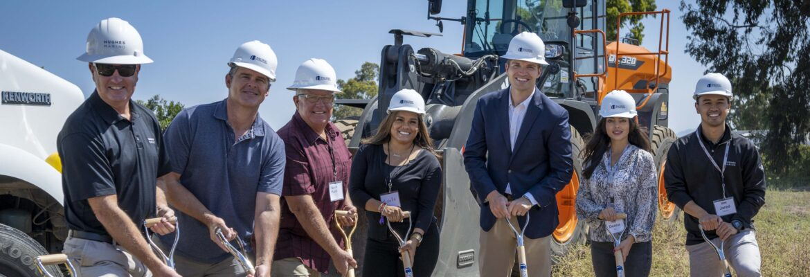 Pacific Building Group Breaks Ground on Jewish Center for UC San Diego Students